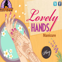 Thumbnail of Lovely Hands Manicure