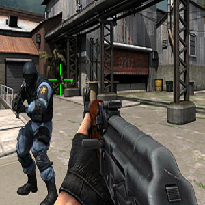 Thumbnail of Counter Shooter Police