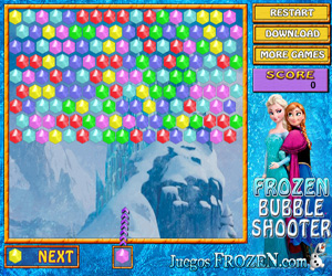 Thumbnail of Frozen Bubble Shooter