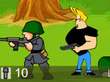 Johnny Bravo Military Zone thumbnail