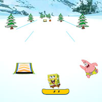 Thumbnail for Spongebob Snowboard Rider