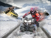 Thumbnail for New Snowmobile Racing