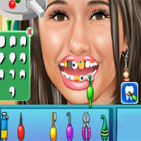 Thumbnail for Emmauelle Chriqui at Dentist