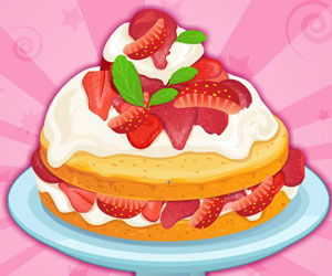 Thumbnail of Strawberry short cake