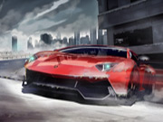 V8 Winter Parking thumbnail