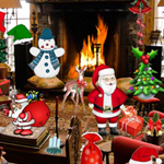 Thumbnail of Christmas Room Objects