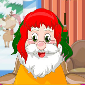 Thumbnail of Santa claus hair salon