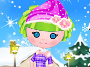 Thumbnail of Winter Fairy Doll