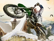 Thumbnail for Winter Bike Stunts