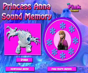 Thumbnail of Princess Anna Sound Memory