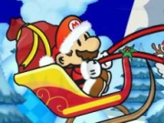 Thumbnail of Santa Mario Delivery