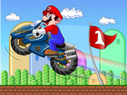 Thumbnail for Mario Motocross