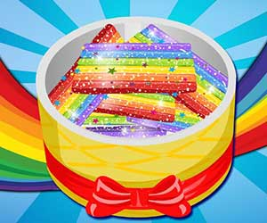 Thumbnail for Rainbow sugar Cookies