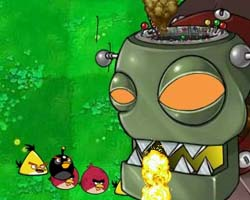Thumbnail of Angrybirds VS Zombies ultimate war