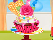 Thumbnail of Newyear Cupcake Decoration