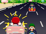 Thumbnail for Mario Kart Racing 2