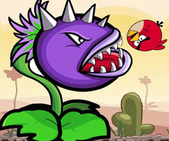 Thumbnail for Angrybirds VS Plants