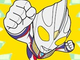 Thumbnail of Ultraman brothers rob bank