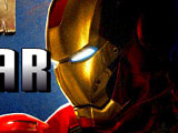 Thumbnail of Iron Man Space War
