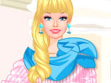 Barbie Winter Dress up thumbnail