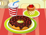 Thumbnail of Melting Donut Decoration