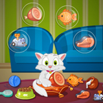 Thumbnail of Kitty Bubbles game