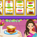 Thumbnail of Barbie Sandwich Shop game