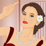 Thumbnail of Luxury Salon Makeover game