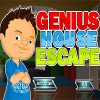 Thumbnail of Genius House Escape