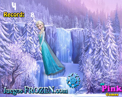 Thumbnail of Princess Elsa Kick Up