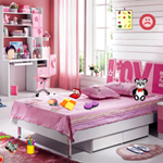 Young Girl Room Objects thumbnail