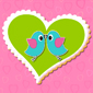 Valentine Love Birds thumbnail
