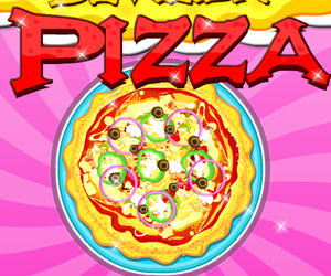 Devilish Pizza thumbnail