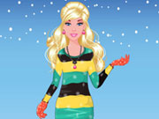 Thumbnail for Barbie Winter Fashion Dressup