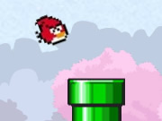 Thumbnail of Flappy Angry Birds