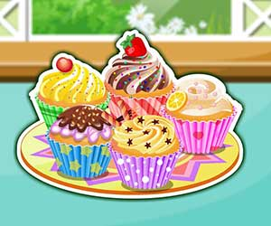 Thumbnail for Creamy cupcakes