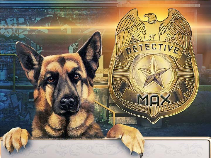 Thumbnail for Detective Max