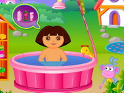 Thumbnail for Dora Fun Bathing