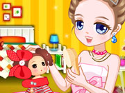 Thumbnail for Dress Dolls Hair