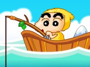 Thumbnail of Crayon Shin-chan Fishing