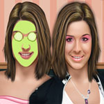 Thumbnail of Gemma Atkinson Facial Makeover