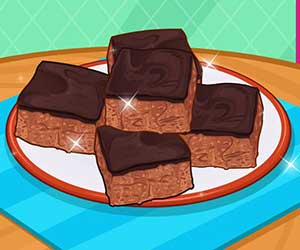 Chocolate Rice Krispies Square thumbnail