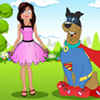 Zoe with Scooby-Doo Dress Up thumbnail
