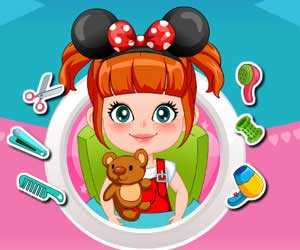 Thumbnail of Baby Beauty Salon