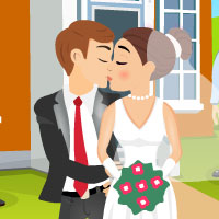 Thumbnail for Wedding Kiss