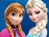 Thumbnail of Frozen Girl Dressup