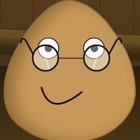 Pou Wearing Glasses thumbnail