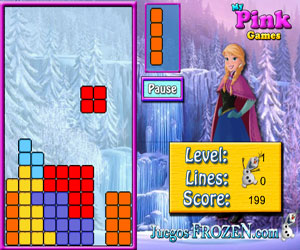 Thumbnail for Princess Anna Tetris