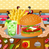 Thumbnail of Hot Burger Shop