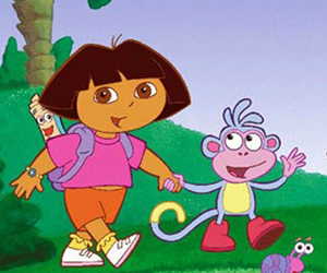 Thumbnail for Go Dora Go Puzzle